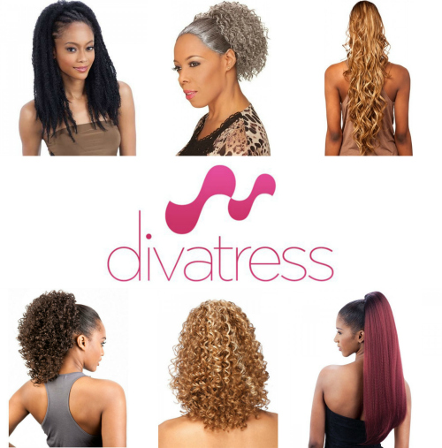 Divatress Ponytail Wigs #Beauty #AD